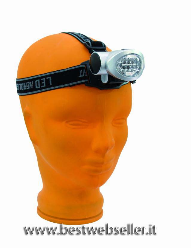 EUROLITE LED head lamp 10 LEDs