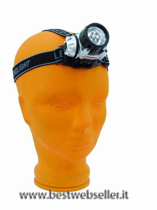 EUROLITE LED head lamp 12 LEDs