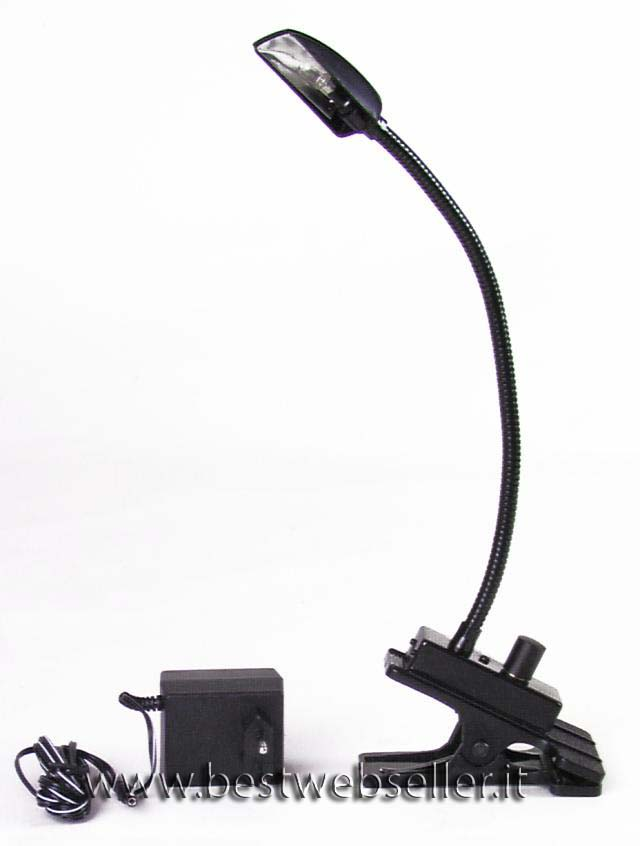 Flexilight 12V/5W with transformer/clamp