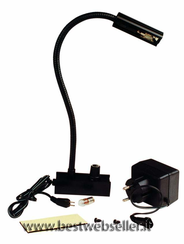 Flexilight 12V/5W with transformer/dimmer
