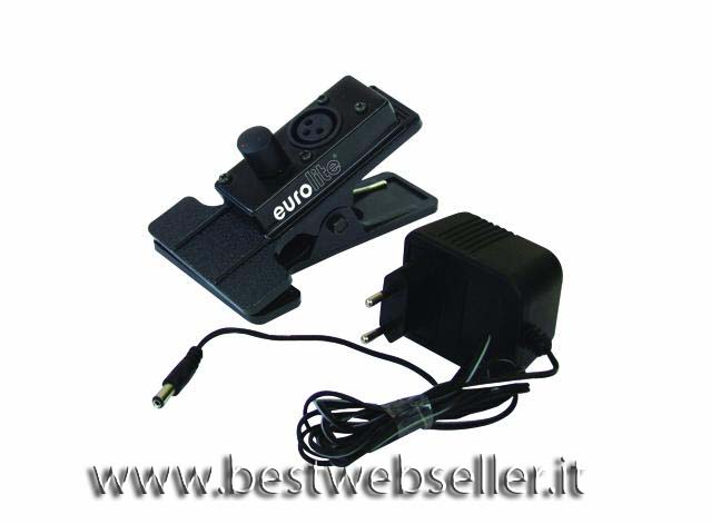 Flexilight XLR clip with transformer