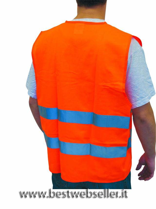 Safety vest arancione neutral