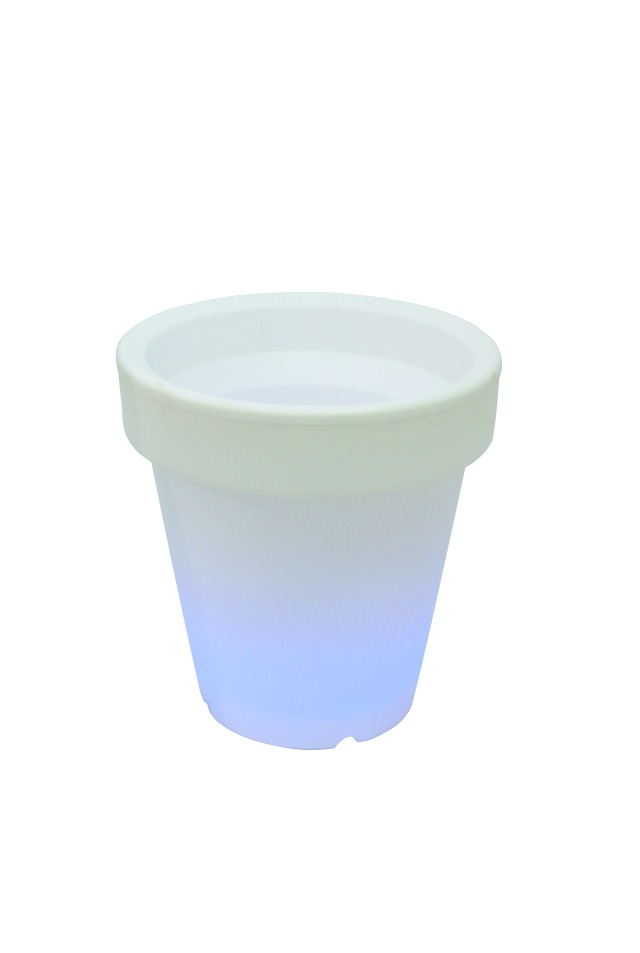 LED Flower Pot 51x47cm