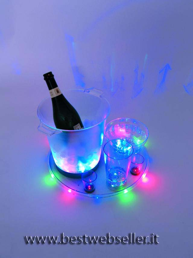 LED bowl 3 colors