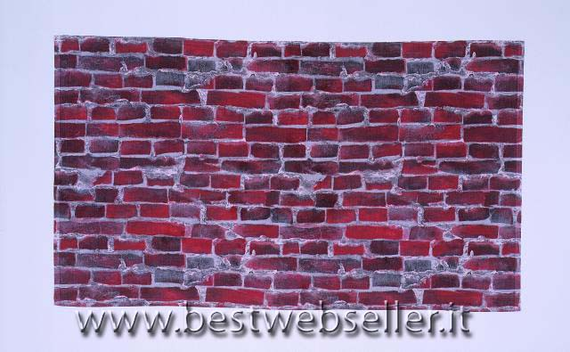 Deco fabric brick
