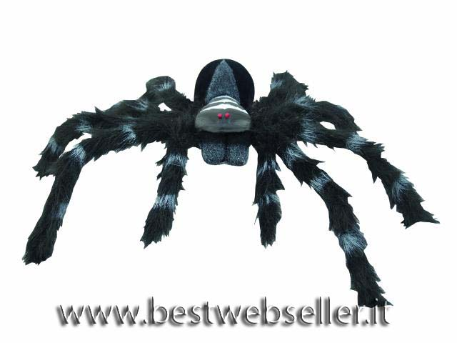 SPIDER REAL colore nero coat