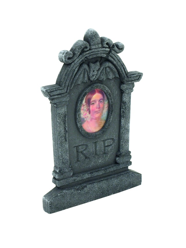 Tombstone Hologram Type 1 39x25x3cm
