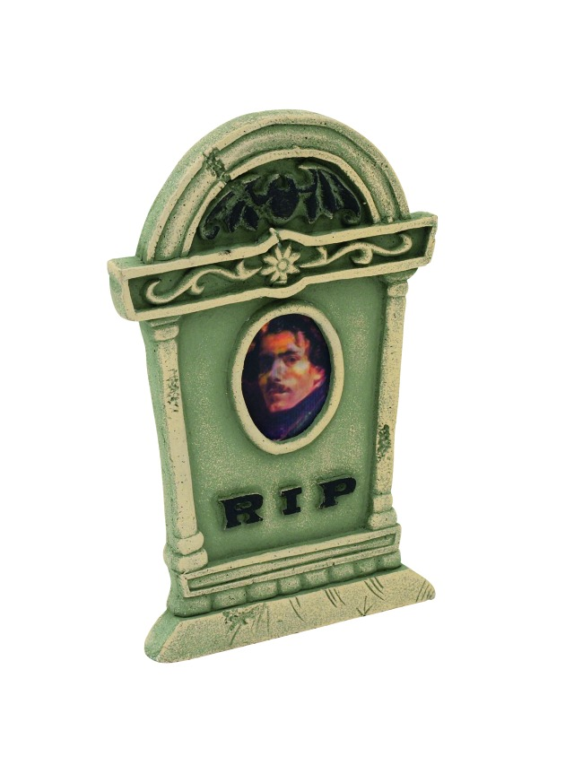 Tombstone Hologram Type 2 39x25x2cm