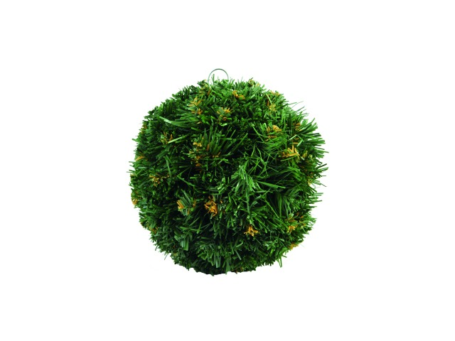 Christmas ball, green, 20cm