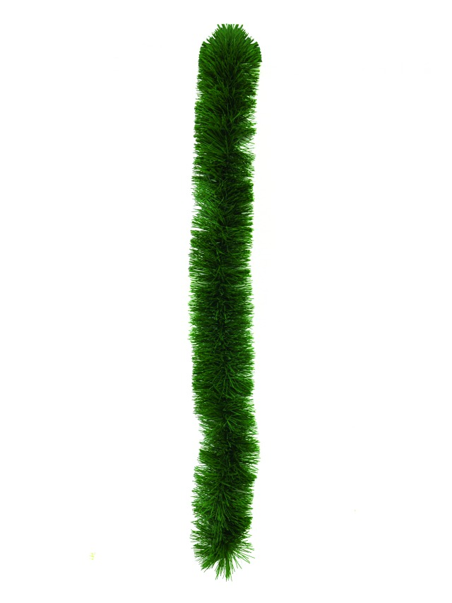 Tinsel, beamless-green, 7,5x200cm