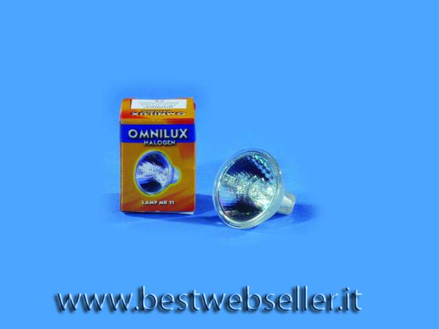 OMNILUX MR-11 12V/20W G-4 SP 10� FTB+C