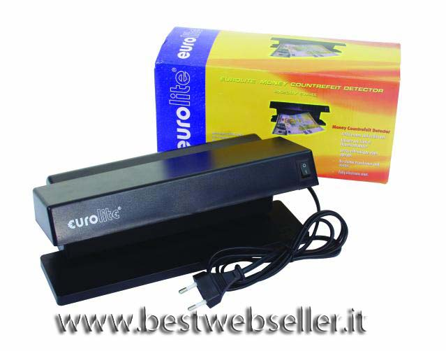 EUROLITE FGP-12 UV Money verifier