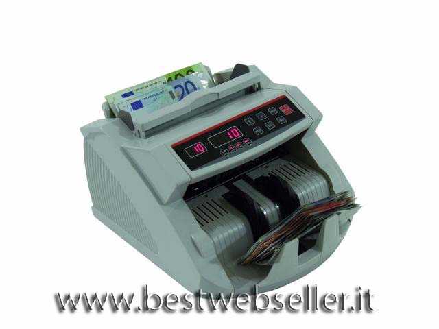 EUROLITE Bill counter/verifier UV/MG