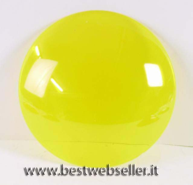 Colour cap per PAR-36, Giallo