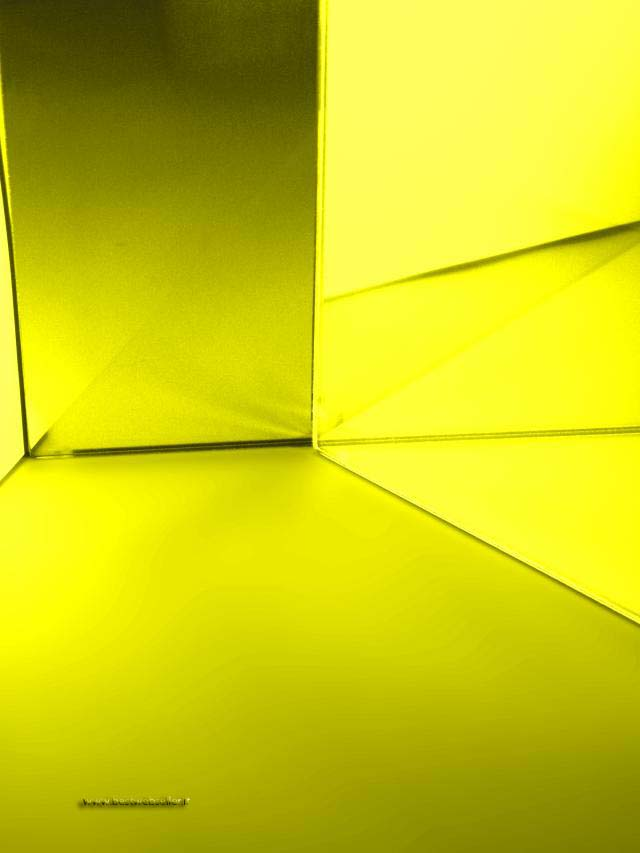 Light Giallo Filtro Dicroico 344x333x4mm