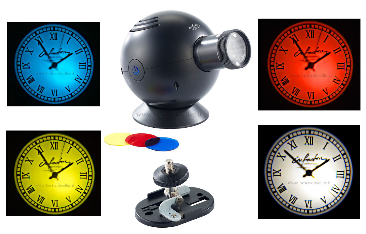 Orologio digitale led luminosi da tavolo 408inc blog - Orologio da tavolo digitale ...
