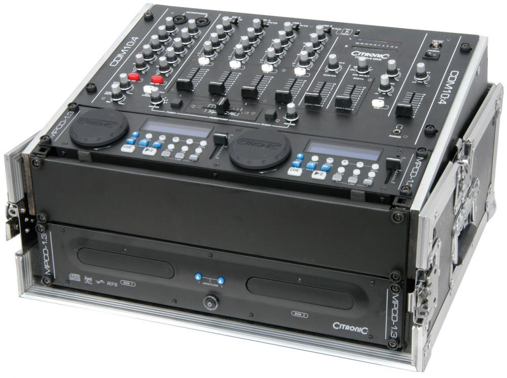CDM10:4 4 Channel USB Mixer