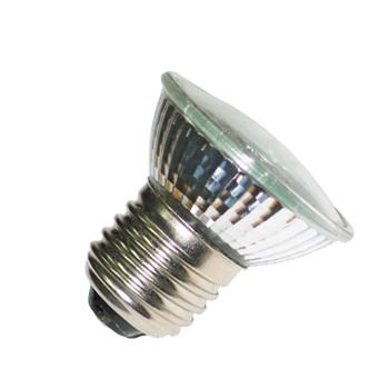 Kit 4 lampadine colorate ad incandescenza spot e27 60 for Lampadine watt